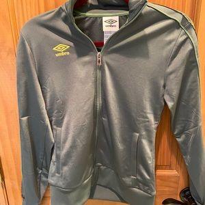Umbro soccer jacket.